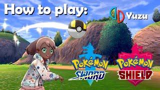 [Working 2020] How to play Pokemon Sword & Shield on PC (Yuzu Emulator)