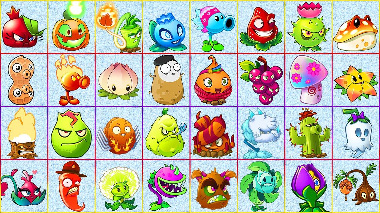 How to get more slots in plants vs zombies 2