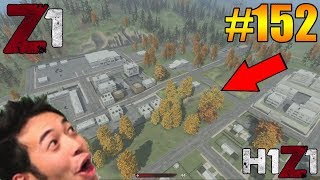 NEW Z1 MAP DONE SOON! FIRST LOOK! H1Z1 - Oddshots & Funny Moments #152
