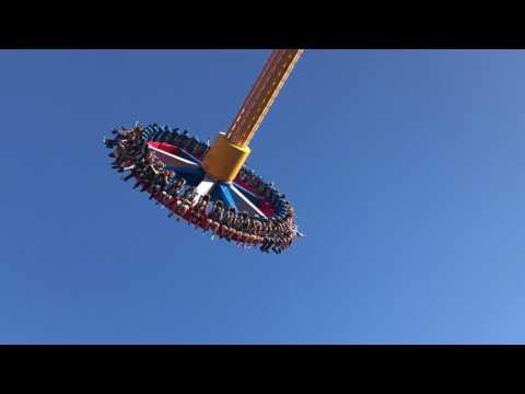 Wonder Woman Lasso of Truth -  Six Flags, Vallejo, CA