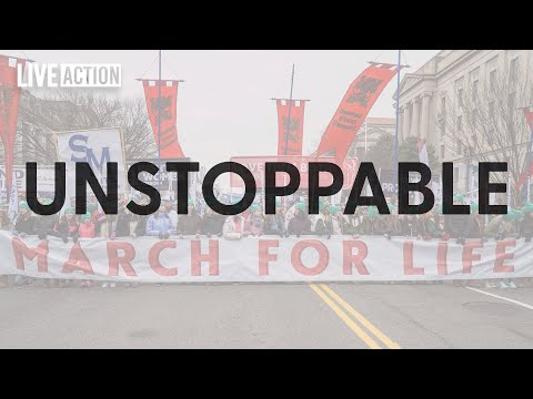 The Pro-Life Movement Is Unstoppable