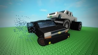 Roblox - Destroy Cars for Fun 3.0 (OFFICIAL VIDEO)