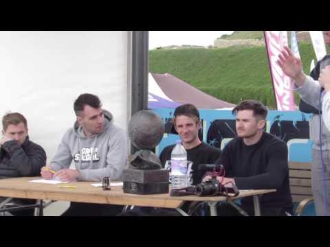 AFFO 2017 SEMI-FINAL - CONOR REYNOLDS VS GRIFFIN BERRIDGE