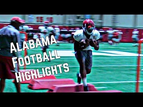Alabama Football Highlights - YouTube