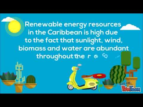 Implementing Renewable Energy Throughout the Caribbean