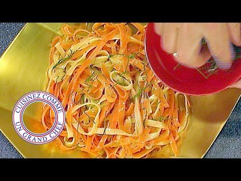 tagliatelles-de-carottes