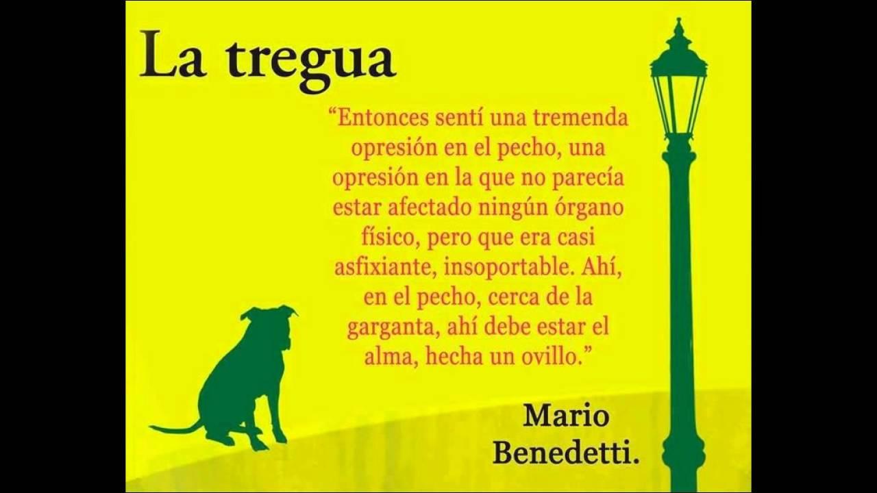 Las Mejores Frases De La Tregua De Mario Benedetti