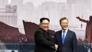 ROK President Moon meets with DPRK leader in Pyongyang