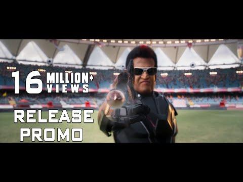 2.0 - Release Promo [Hindi]   Rajinikanth   Akshay Kumar   A R Rahman   Shankar   Subaskaran