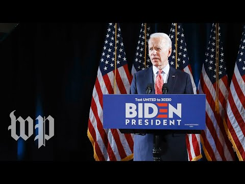 Joe Biden increases delegate lead over Bernie Sanders in March 17 primaries
