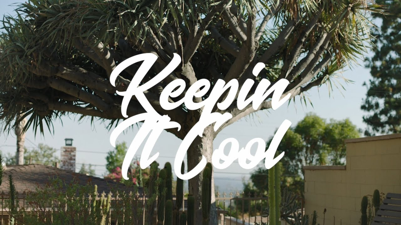 Rebecca Perl - Keepin' It Cool (Tep No Edit) Music Video
