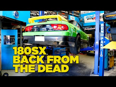 180SX - Back from the Dead