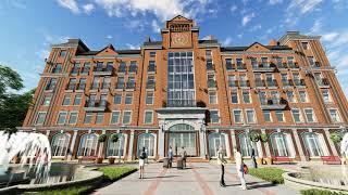 Гостиничный комплекс в г. Краснодар