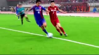 Wu Lei Highlights-AFC Champions League-Shanghai SIPG VS Tokyo FC