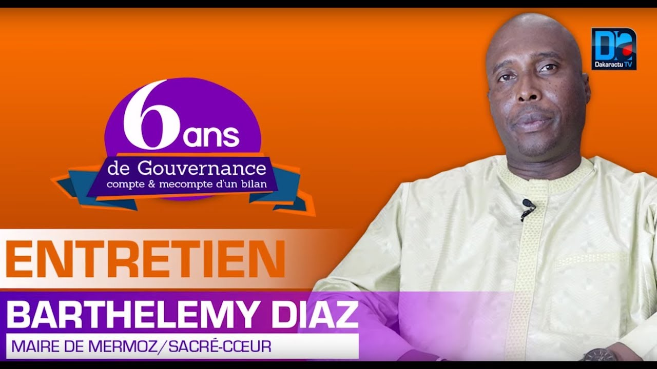 6ans de Gouvernance Barthélémy Dias