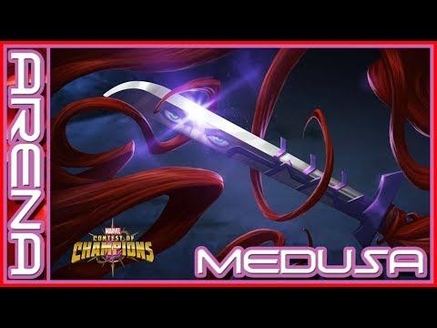 MEDUSA Arena Grind - Milestones and Chillin! Marvel Contest of Champions
