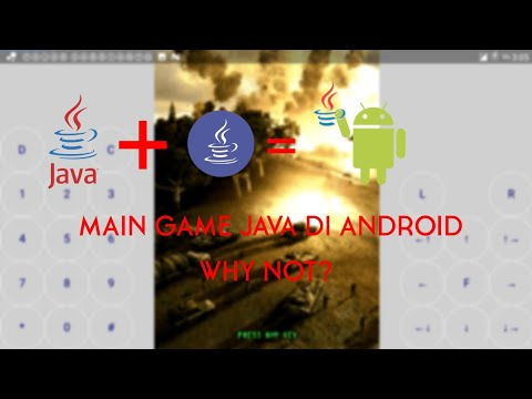 Cara Main Game Java Online Di Android