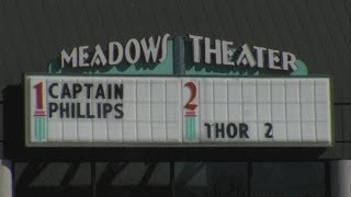 Local movie theater forced to close