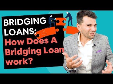 Bridging Finance: How Does A Bridging Loan Work?