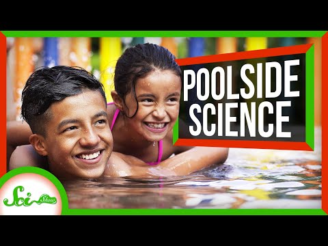 Science to Watch Poolside: A Swimming Summer Compilation
