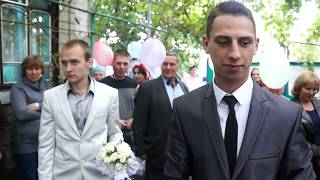 Веселый выкуп невесты в Каменке-Днепровской. Event студия Виктории Невской.
