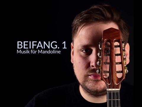 8 Préludes von Pietro Denis - Florian Klaus Rumpf (Mandoline)