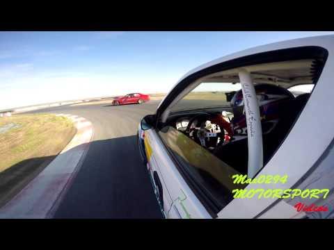 Onboard lap Daniel ''Master'' Rodriguez Ford Escort Cosworth VI Aniversario FK1
