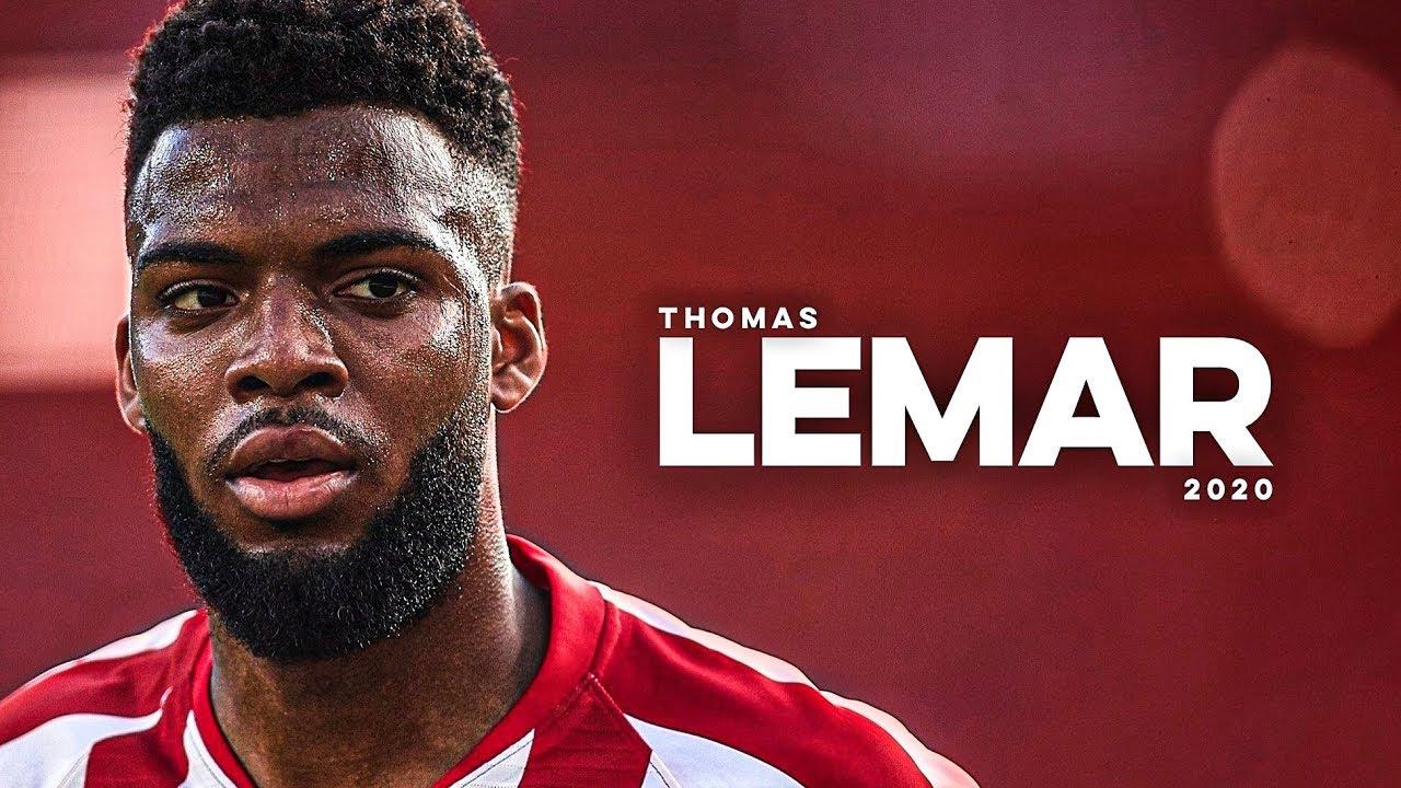 Thomas Lemar Insane Skills Goals 4k Youtube