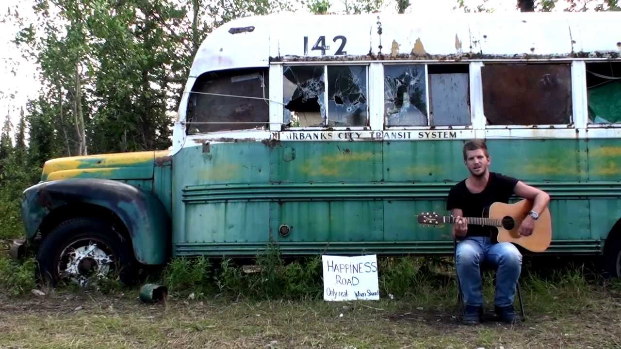 Society Eddie Vedder  Song Around The World Into Wild Cover