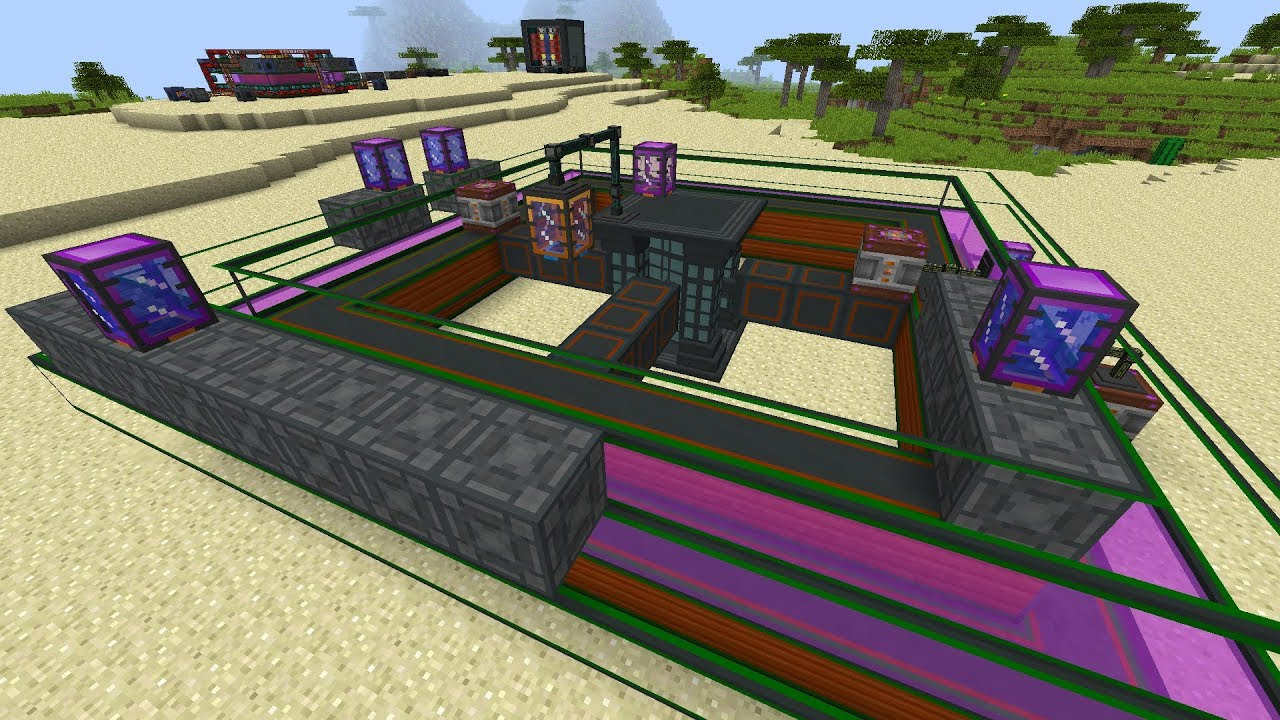 NuclearCraft Spotlight - Fusion Reactor [1 12 2]