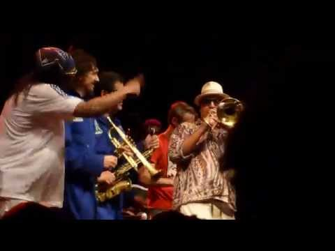 Bootsy Collins - One Nation Under a Groove (Live in Copenhagen, July 8th, 2014)