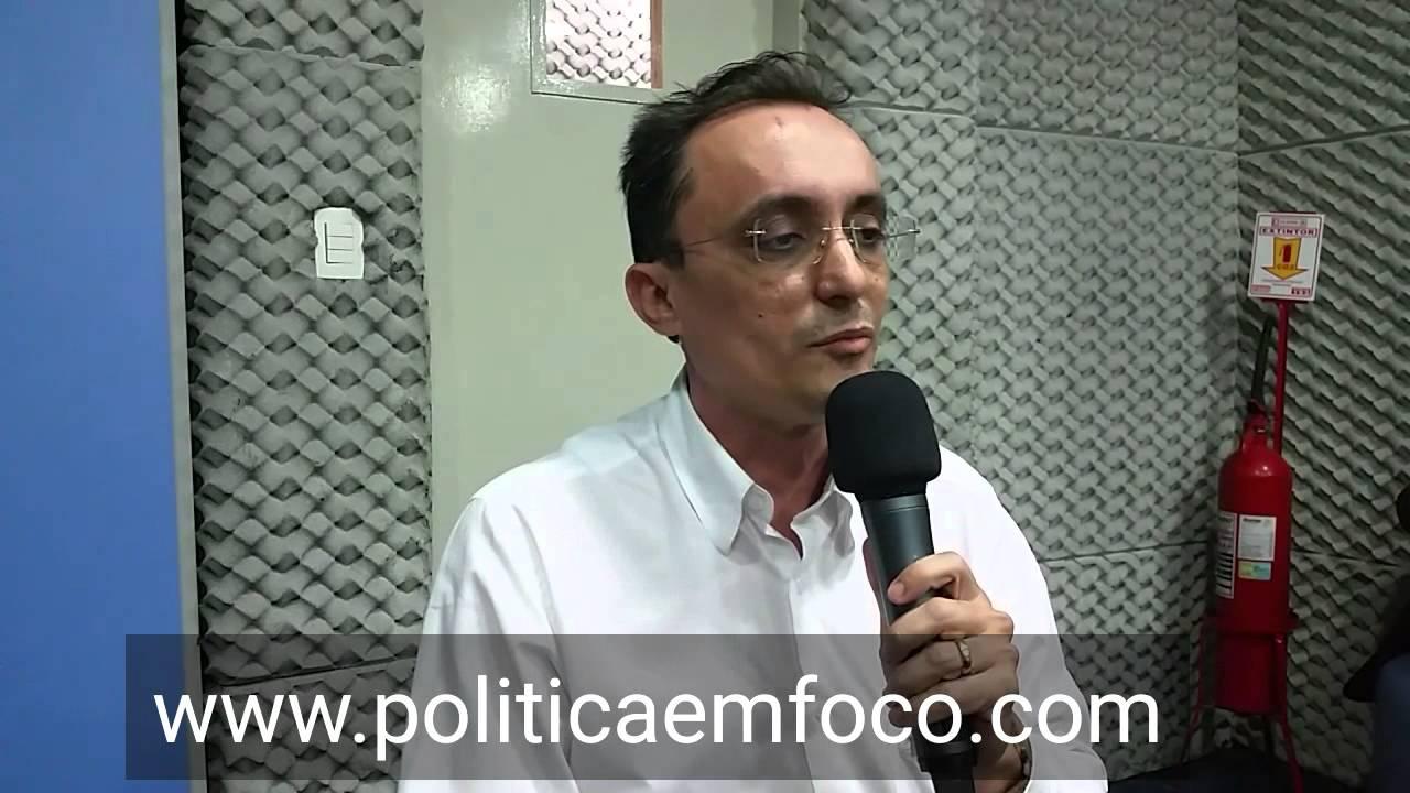 Vídeo: Deputado Souza Neto confirma que Toninho será candidato a prefeito  de Areia Branca | Política em Foco