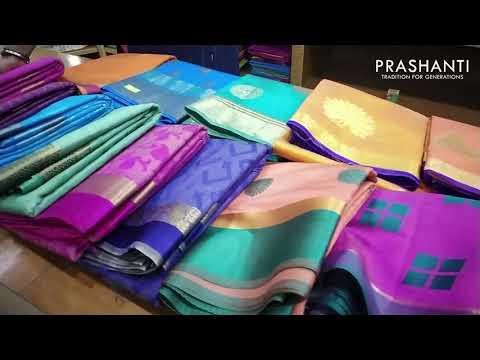 Prashanti Sarees | Bangalore Shankaranti Collection 2020
