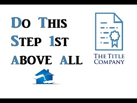 How To Find An [Investor Friendly] Title Company or Attorney For House Flipping Business