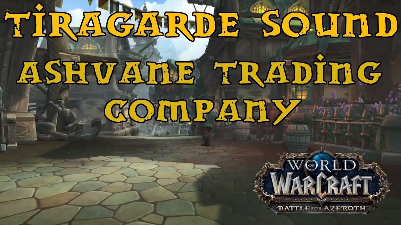 the ashvane trading company
