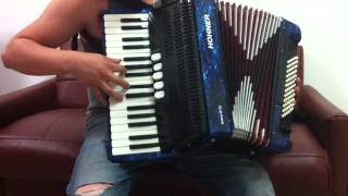 Video TUTORIAL ACORDEON DE TECLAS - Ahora resulta (voz de mando) download MP3, 3GP, MP4, WEBM, AVI, FLV Juni 2018