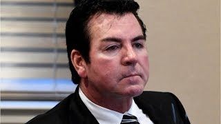 Papa John's founder admitted to saying the N-word on conference call