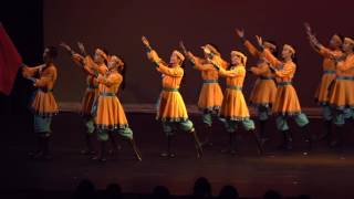11 舞蹈《奔馳在千里草原上》 【培僑中學七十周年校慶文藝晚
