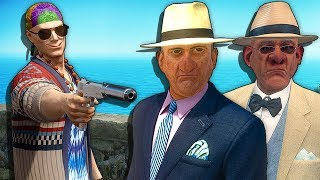 I Went to Italy to Buy Gelato But Killed Everyone Instead in Hitman 2