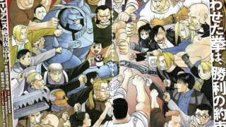 Fullmetal Alchemist Brotherhood Ending 5: Ray Of Light - Instrumental