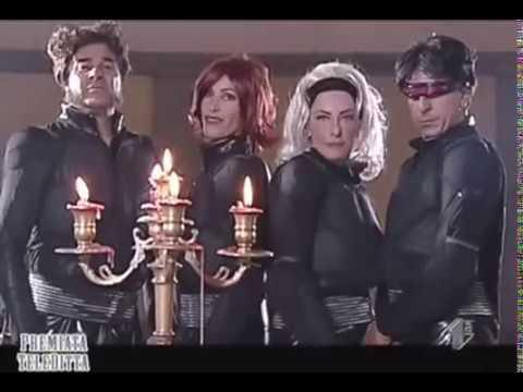 Premiata Teleditta 4  SUPEREROI FILM COMPLETO in ITALIANO