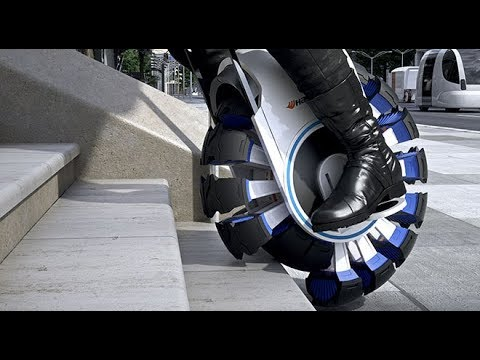Future TIRES -Top 10 Most Advanced Futuristic Tires You Should See To Believe|Spherical Tire ✅