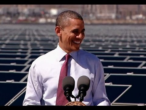 President Obama Speaks on Expanding Our Energy Portfolio