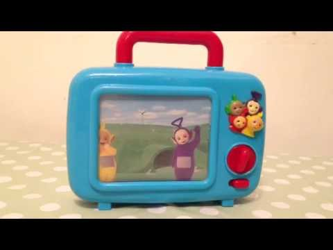 Teletubbies Music Box Theme Tune Childrens Musical Toy TV Music