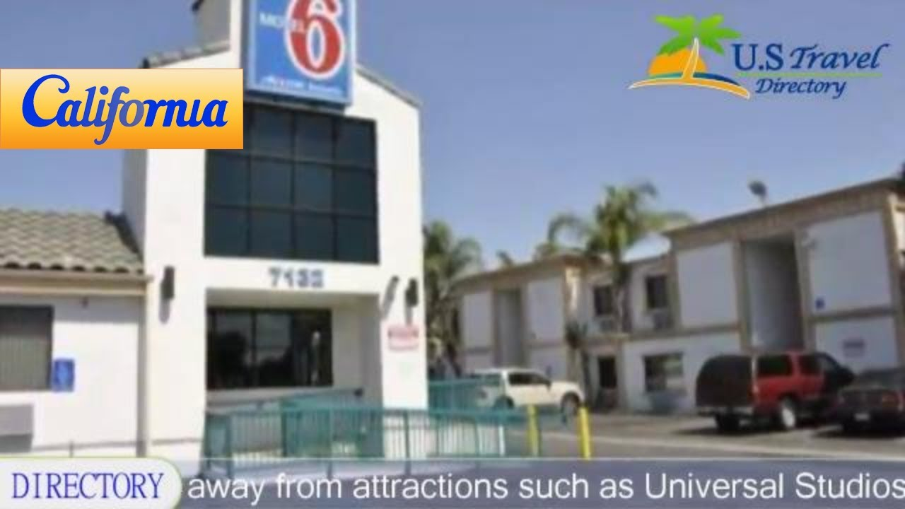 Motel 6 Canoga Park Hotels California