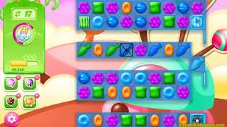 Candy Crush Jelly Saga Level 1377 (No boosters)