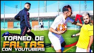ÉPICO TORNEO DE FALTAS CON YOUTUBERS ft. Óscar Rodríguez.