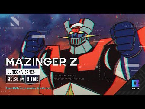 Mazinger Z (nuevo horario) - BitMe