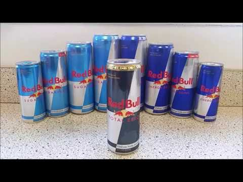 Red Bull Total Zero Review