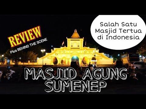 MASJID JAMIK SUMENEP | Safari Masjid Eps #1